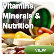 Vitamins, Minerals & Nutrition