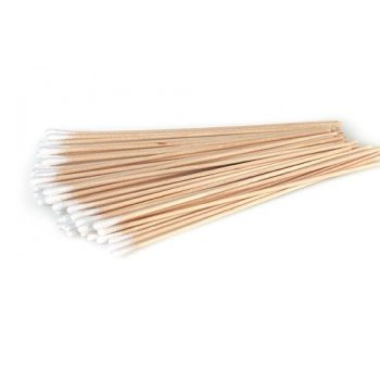 AW Medical Wooden Applicator Aporximatley 150mm x 2.2mm in bag of 100