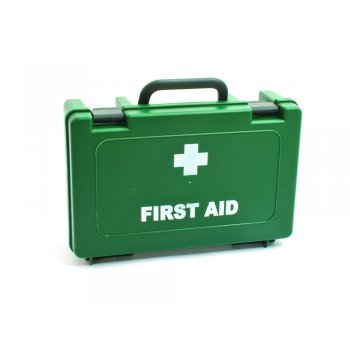 Reliance Empty 'Essential' First Aid Box (Durham, Oxford, Cambridge)