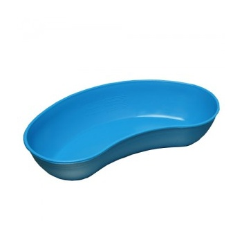AW Medical Polypropylene Blue Kidney Dish (multiple sizes)