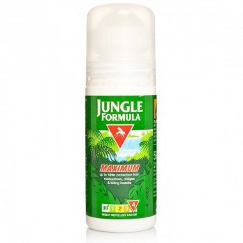 Jungle Formula Maximum Roll-On