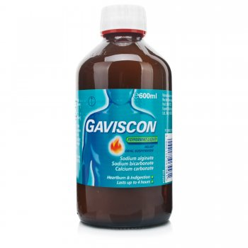 Gaviscon Liquid Peppermint (OTC) 600ml