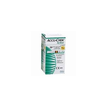 Accu-Chek Active Test Strips 50