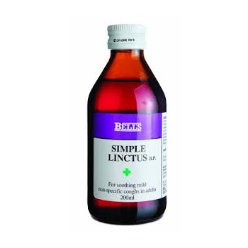 Simple Linctus 200ml