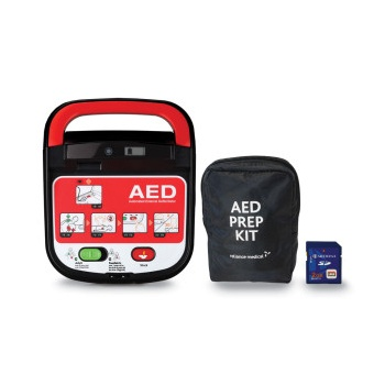 Mediana A15 HeartOn AED Defibrillator Bundle (Semi-Automatic)