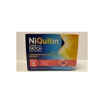 Niquitin Clear 7 Day 7mg