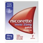 Nicorette Invisi-Patch 25mg (7)