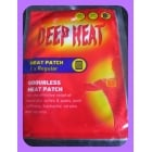 Deep Heat Pain Relief Patch Single