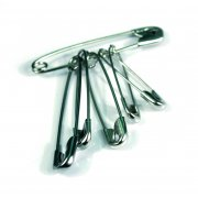 Pack of 6 Safety Pins