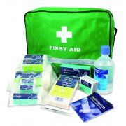 First Aid Grab Kit in Marseilles Bag