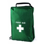 Copenhagen First Aid Bag Empty 25cm x 18cm x 9.5cm (Green)
