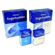 Finger Bandage Tube White Standard Box of 10