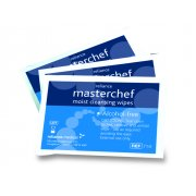 Masterchef Blue Cleansing Wipes Box of 100 Sachets