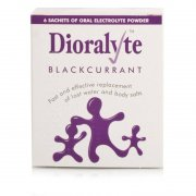 Dioralyte Blackcurrant Sachets 6's