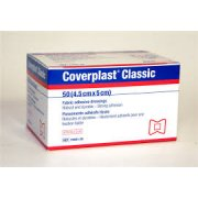 Coverplast Classic First Aid Dressing Fingertip 5.0cm x 4.4cm 50