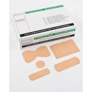 Sterostrip Hypo-allergenic Washproof Plaster Assorted 5 Sizes 100