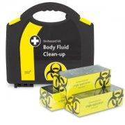 Biohazard Body Fluid Clean-Up Kit 5 Application