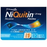 Niquitin Clear 7 Day 21mg