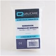 Triangular Bandage Single Use 90x90x127cm